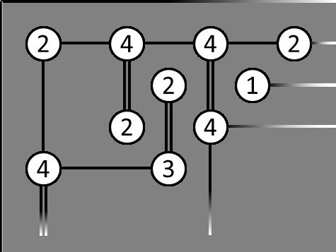 ブリッジパズルのイメージ